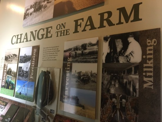 Boardman, OR: lots to read about agriculture and irrigation
