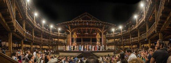 Silvano Toti Globe Theatre Roma