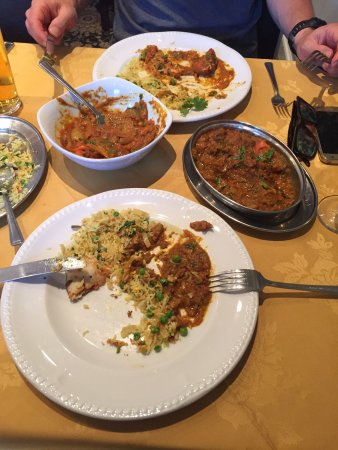 Restaurants seven spices in pembrokeshire with cuisine for 7 spice indian cuisine
