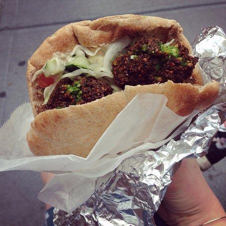 Taim West Village : Falafel from Taim