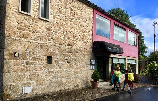 Parada de Francos: Restaurant