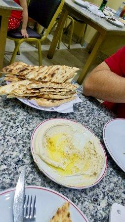 Turkey Central: Hummus is great!