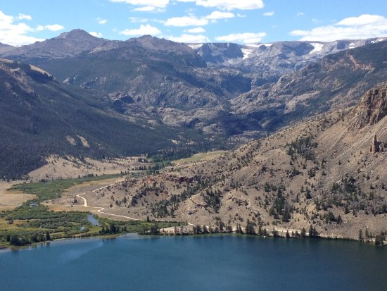Ring Lake Ranch: View from the Ridge hike