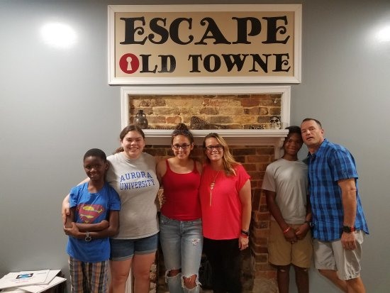 Escape Old Towne: 20170730_153300_large.jpg