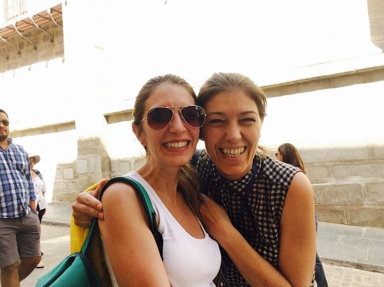 Trapsatur Day Tours: Con Ima, Guia de la tarde