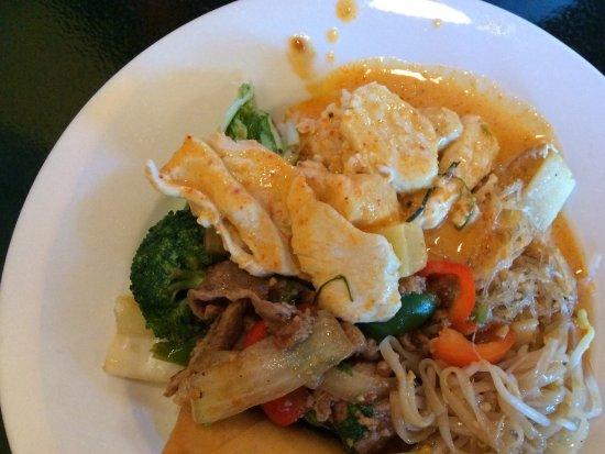 Thai Corner: Main meal