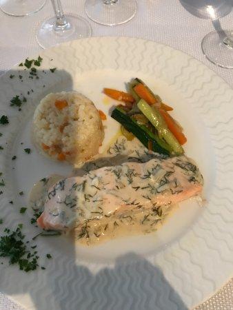 Auberge du Bac: Salmon