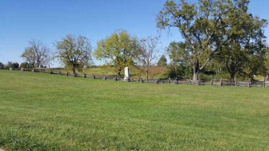 Clear Spring, MD: Antietam National Battlefield, Sharpsburg Maryland
