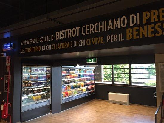 Salsicce picture of autogrill cantagallo ovest for Casalecchio di reno bologna hotel