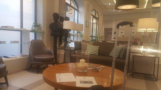 Hotel Smeraldo: Lobby