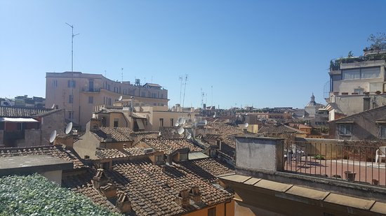 Hotel Smeraldo : View from Roof Terrace