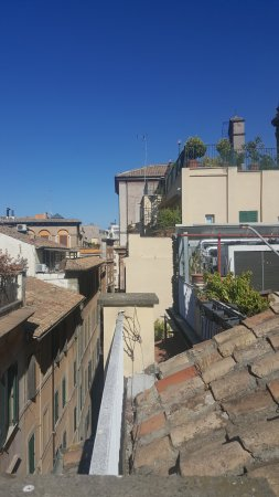 Hotel Smeraldo: View from Roof Terrace