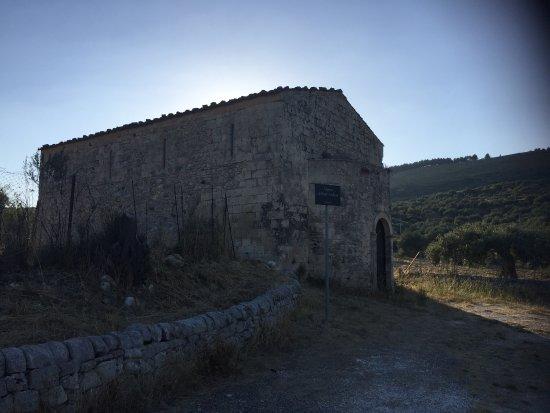 Ruderi della Chiesa di Sant'Andrea