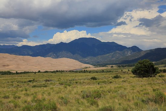Monte Vista, CO: Great Sand Dunes National Park nearby day trip
