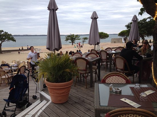 Restaurant Le Bar Du Soleil Arcachon