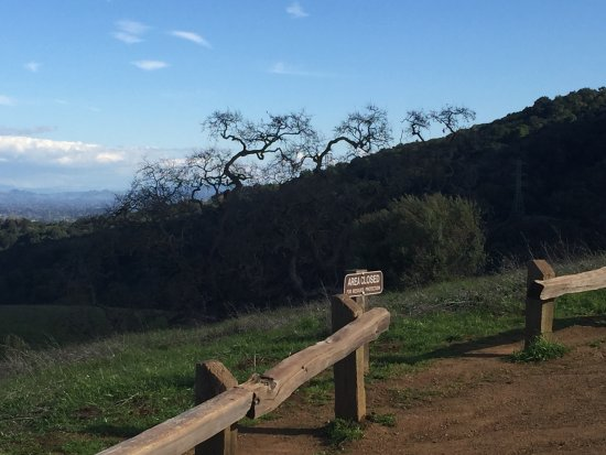 Los Altos Hills, Californien: Vista Point