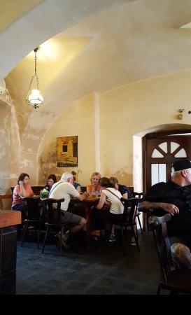 Authentic Czech pub