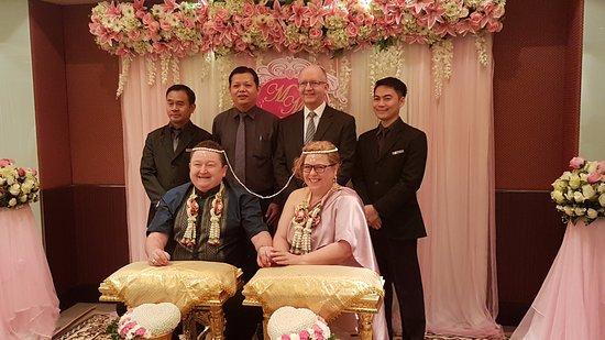 BelAire Bangkok Sukhumvit: Our Wedding Day At The Belaire Bangkok
