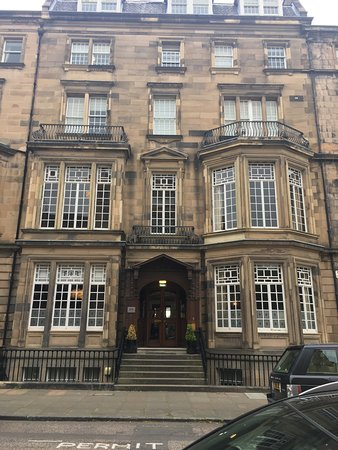 B+B Edinburgh: Great place!