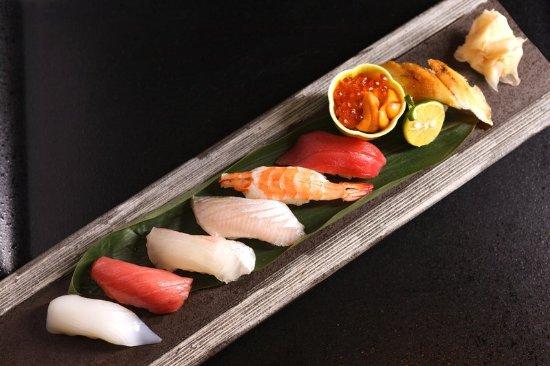 The Ritz-Carlton, Osaka: Sushi
