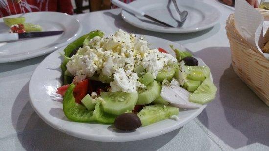 Maza, Grekland: Costas Caferion