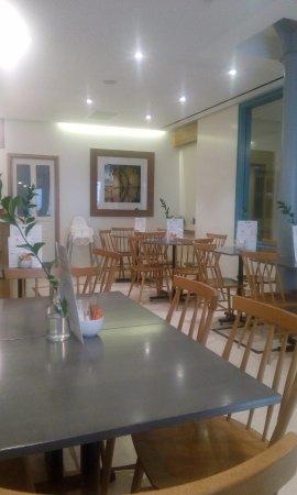 Hotel Sauce: Cafetería