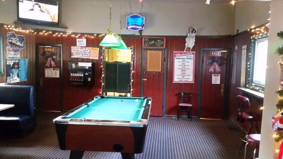 Marblehead, Огайо: Nice little pool table