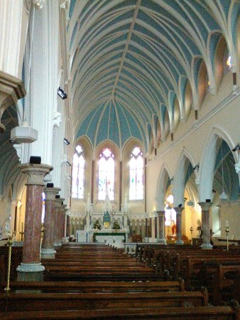 The Twin Churches: Church of the Assumption and Church of the Immaculate Conception