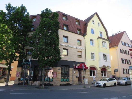Hotel Feuerbacher Hof