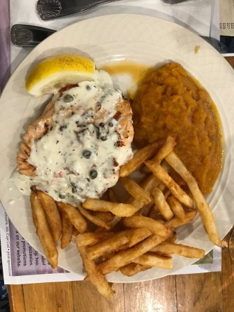 Osterville, MA: Wimpy's Seafood Market