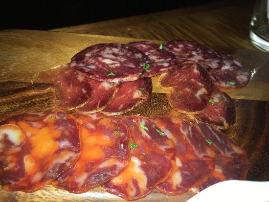 Pinchos Tapas Bar : Amazing tapas and great service
