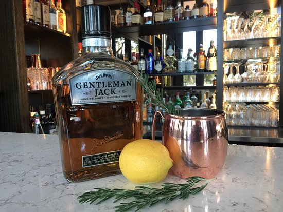 Gentleman Jack Hot Toddy - Picture of Buffalo Sears