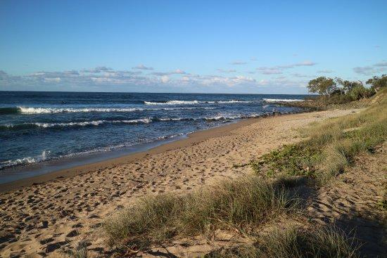 Yamba, Australien: Angourie ...