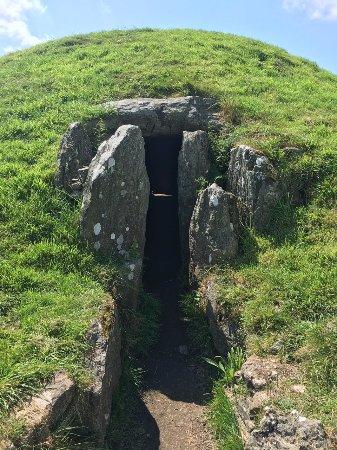 Gaerwen, UK: Entrance