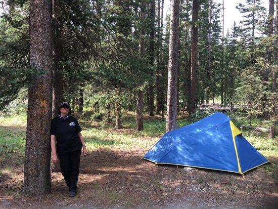 Lake Louise Campground: photo0.jpg