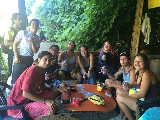 Etnico Eco Hostel: Bar