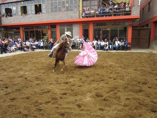 Lima Region, Peru: Every performance was great.