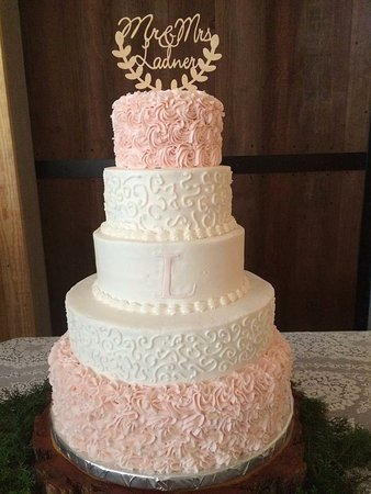 This Is A Beautiful Wedding Cake A 6 8 10 12 14 With