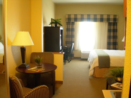 Holiday Inn Express Hotel Suites Limon I 70 Ex 359 Stay