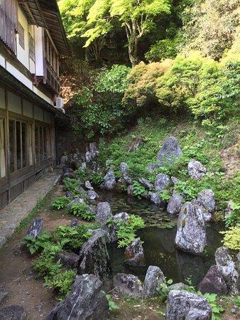 Saizen-in : 内庭です