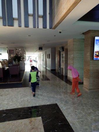 Area lobby