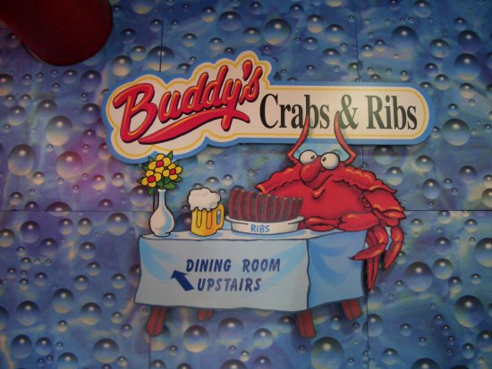 Buddys Crabs And Ribs Dining Room Upstairs