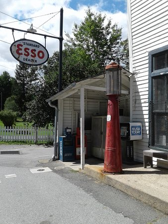 esso locations