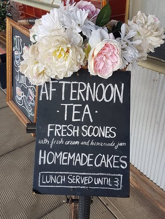 Burra, Australia: polly's tearooms