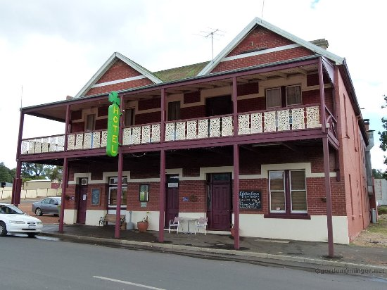 Shamrock Hotel, Greenbushes