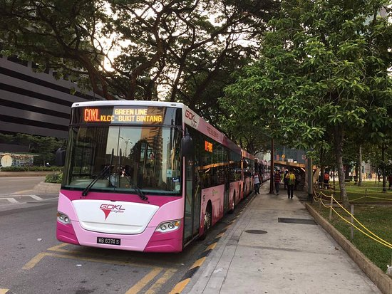 GO KL City Bus