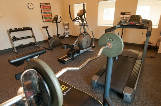 Holiday Inn Express Vernon-Manchester: Fitness Center