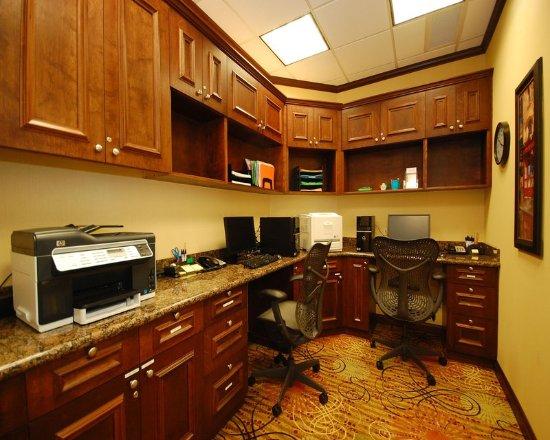 Aiken, Carolina del Sur: Business Center