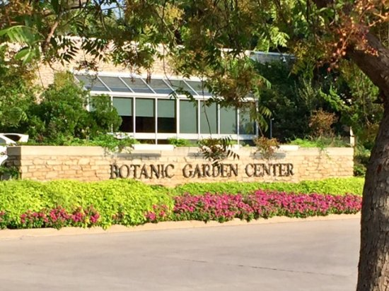 ‪Fort Worth Botanic Garden‬