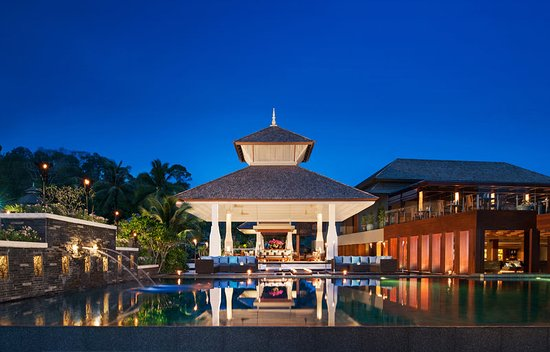 Anantara Layan PhuketResort : Lobby Exterior